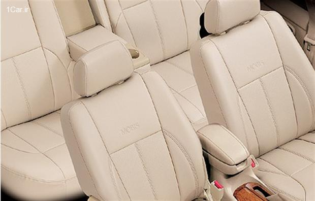 قیمت صندلی راننده سمند