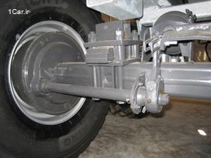 ترمزهای پنوماتیک (Pneumatic Brakes)