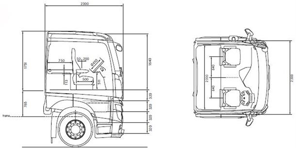 بررسی کامیون اکتروس (قسمت سوم)