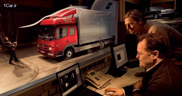 بررسی کامیون اکتروس (قسمت چهارم) (ویدئو)