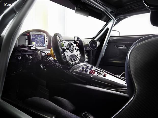 رونمایی رسمی مرسدس از AMG GT3