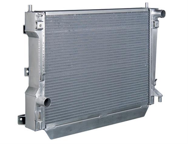 آشنائی با رادیاتور - سیستم خنک کننده (ویدئو)