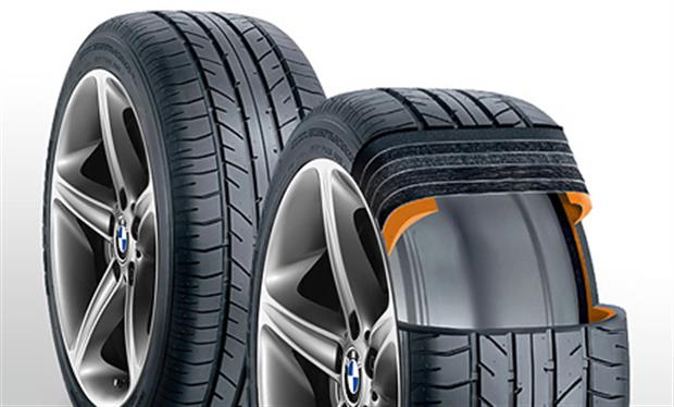 لاستیک تیوبلس (Tubeless tire)