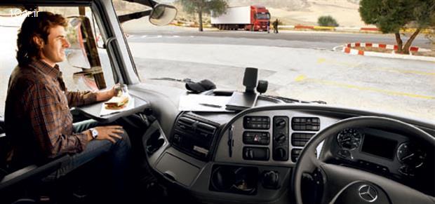 بررسی کامیون اکتروس (قسمت آخر) (ویدئو)