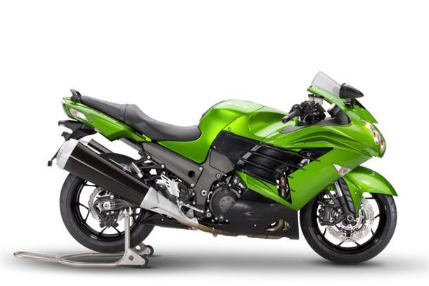 بررسی موتورسیکلت کاوازاکی ZZR