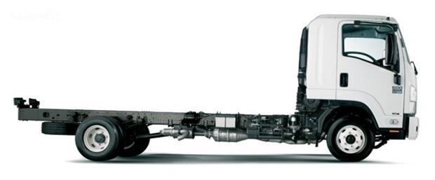 بررسی کامیون ایسوزو سری F