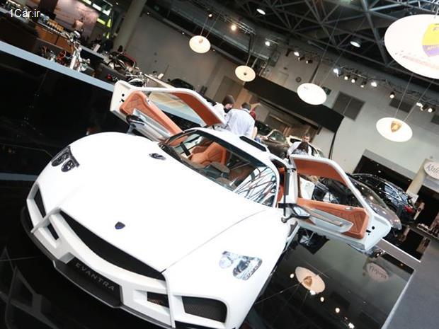 Evantra، سوپرماشین ایتالیایی خاص!