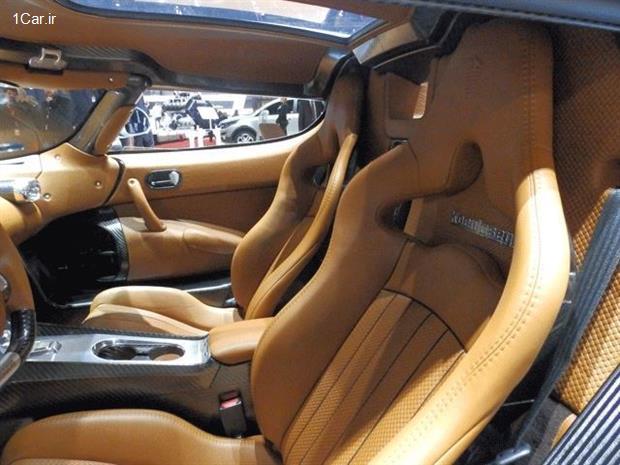 کوینیگزگ Regera، سوپرماشین خاص!