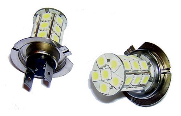 تفاوت لامپ های هالوژن، زنون و LED