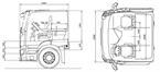 بررسی مدل جدید کامیون مرسدس بنز آروکس (قسمت اول)