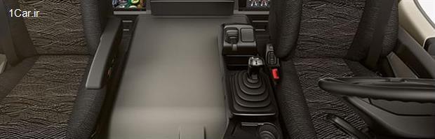 بررسی مدل جدید کامیون مرسدس بنز آروکس (قسمت دوم)