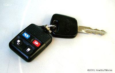 قفل خودرو چگونه کار میکند؟