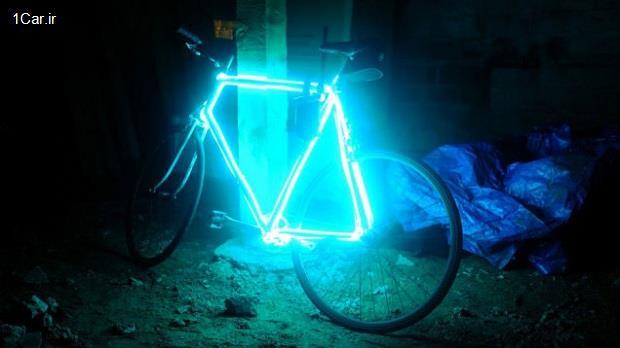 دوچرخه درخشان EL