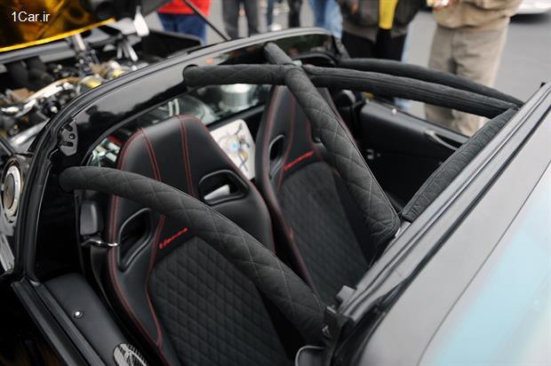 نگاهی به سریعترین خودرو جهان