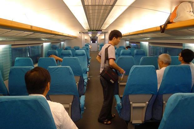 نگاهی به سریعترین قطار جهان