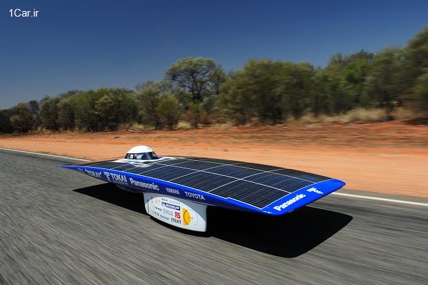 خودروهای خورشیدی چگونه کار میکنند؟