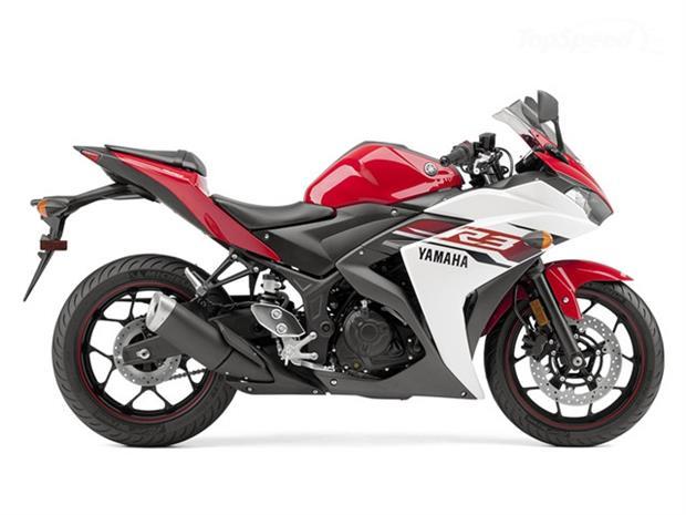 بررسی موتورسیکلت یاماها YZF-R3 مدل 2015