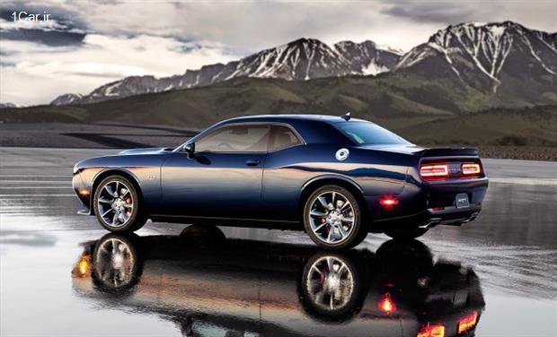 معرفی دوج چلنجر GT AWD