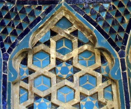 نامه اعتراض نطنزی ها به شرکت بنز/آرم بنز متعلق به معماری ایرانی ...نامه اعتراض نطنزی ها به شرکت بنز/آرم بنز متعلق به معماری ایرانی است