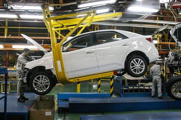 قیمت تمام شده خودرو در ایران 40 درصد بیشتر از دنیا