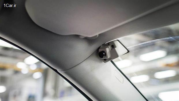استفاده از دوربینهای تشخیص صورت در محصولات ولوو