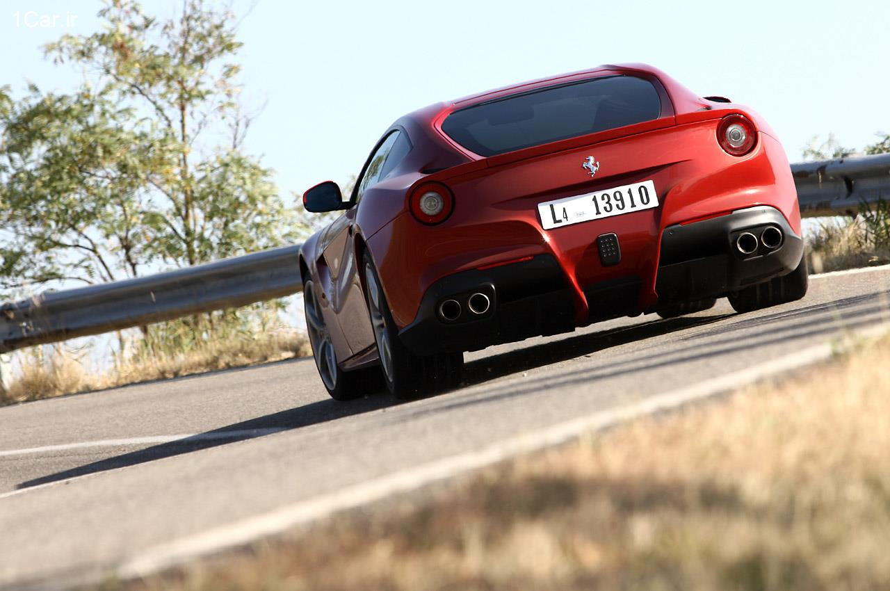 معرفی یکی از بهترینهای فراری: F12 Berlinetta