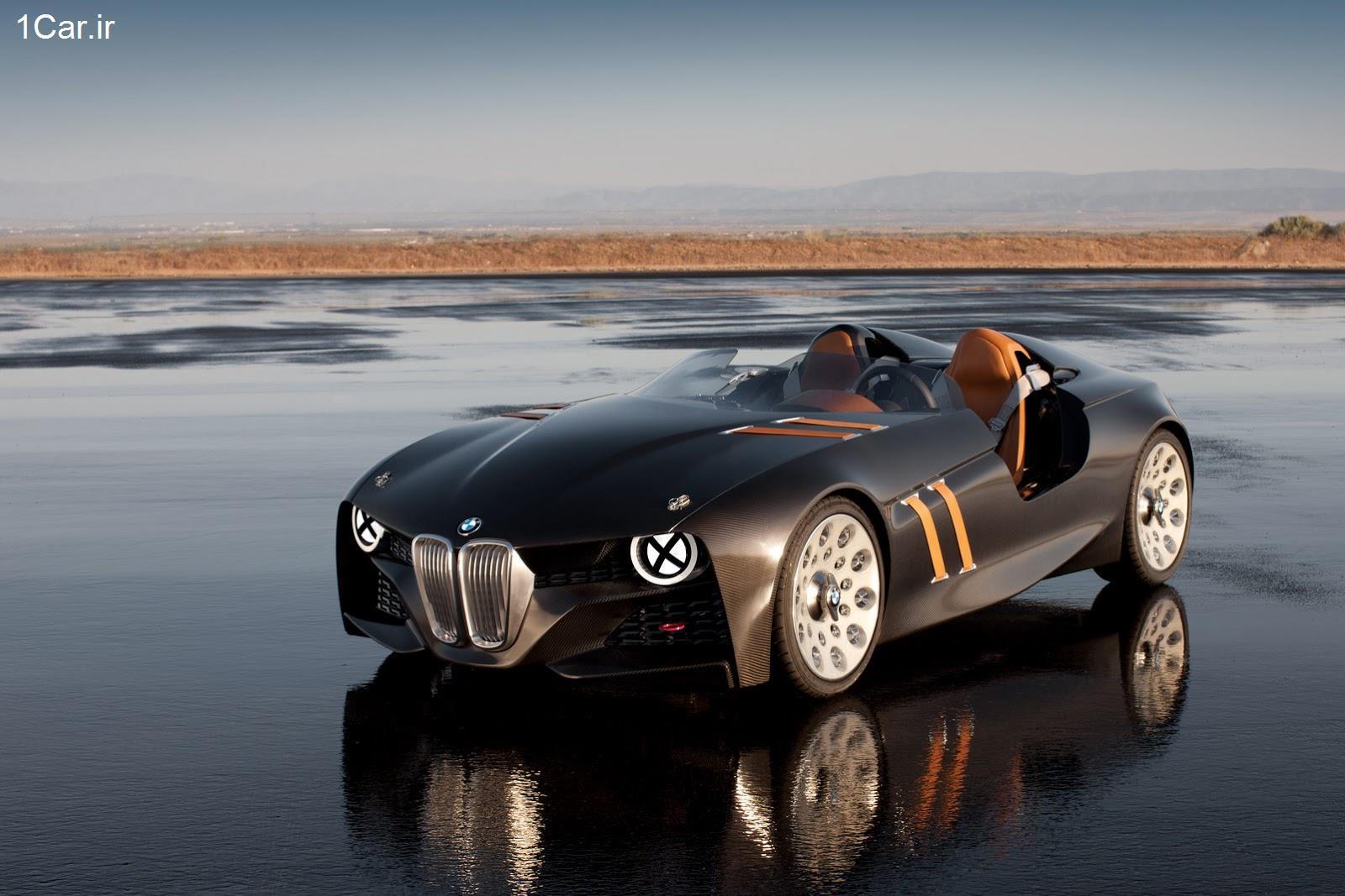 معرفی کانسپت جدید BMW برای ۱۰۰ سال آینده