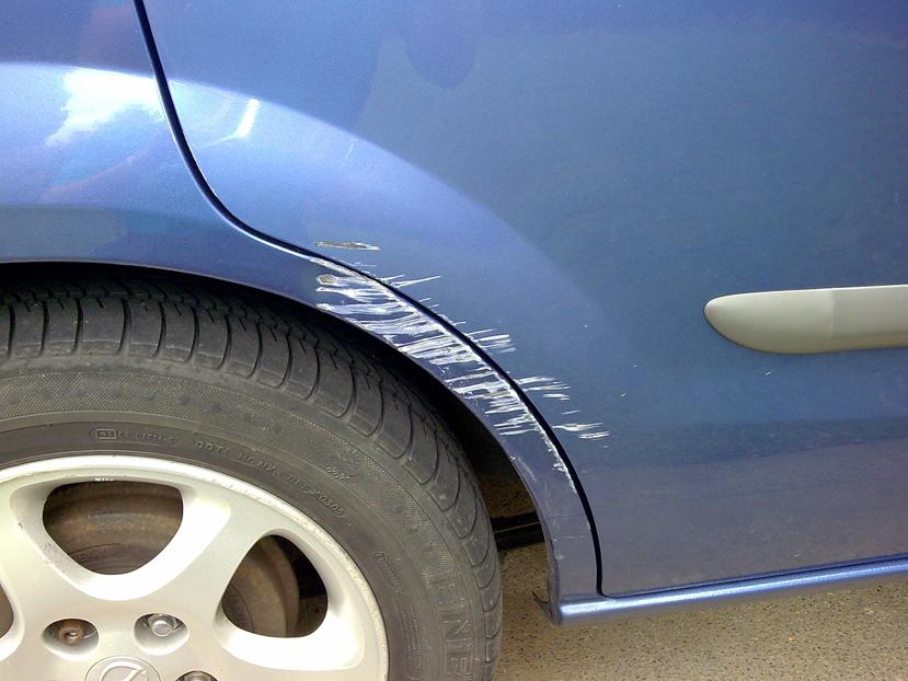رنگهای جدید برای خودروها و آسیب به بدنه